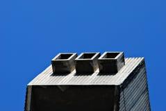 Konkrete moderne Architektur Stockbilder