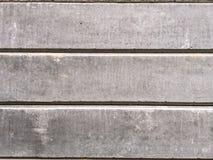 Konkrete Plankenbeschaffenheit Stockfoto