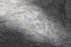 Konkrete Zementwandbeschaffenheit oder konkreter Zementwandhintergrund für Innenaußendekorations- oder Industriebaudesign Stockfoto