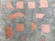 konkreter Fußweg lizenzfreies stockfoto