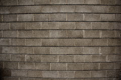 Konkreter Ziegelstein Stockbilder