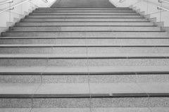 Konkretes Treppenhaus Stockbilder
