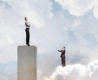 Konkurencyjny biznes zdjęcie stock