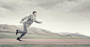 Konkurencyjny biznes obraz stock