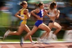 konkurrens Arkivbild