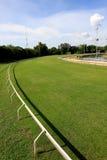 konkurrensracecourse Arkivbilder