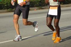 Konkurrenten Lizenzfreies Stockfoto