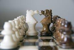 Konkurrenz stockbild