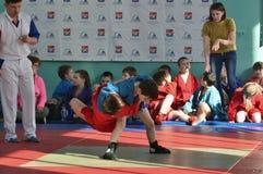konkurrenz sport Lizenzfreie Stockfotografie