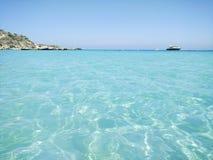 Konnosstrand, Cyprus Royalty-vrije Stock Fotografie