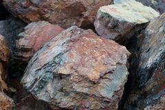 Kono Dolomite Royalty Free Stock Images