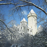 Konopiste Castle Stock Photo