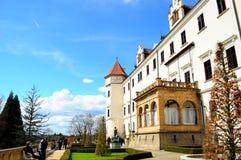 Konopiste Castle Stock Image