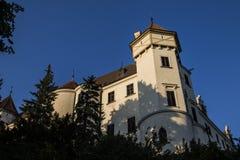 Konopiste Castle Στοκ Εικόνες