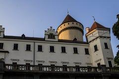 Konopiste slott Arkivfoto