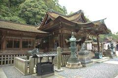 konpira寺庙 免版税库存图片