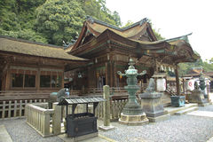 Konpira Shrine Royalty Free Stock Image