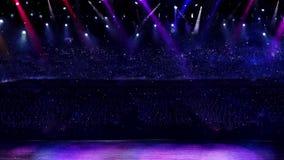 konsert Royaltyfri Fotografi