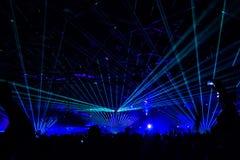Konsert Royaltyfria Bilder