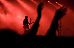 konsert Royaltyfri Bild
