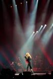 Konsert på Harpa Royaltyfri Foto