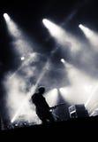 Konsertetapp royaltyfri foto