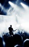 Konsertetapp arkivfoto
