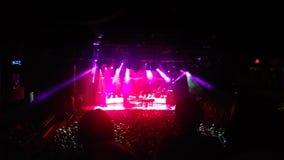 Konsertmötesplats Royaltyfri Fotografi