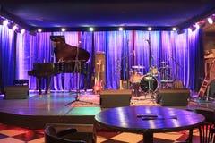 Konsertstudio Royaltyfri Fotografi