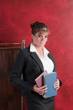 Konservativer Lehrer lizenzfreie stockfotos