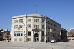 Konservierte historische Gebäude Lizenzfreie Stockbilder
