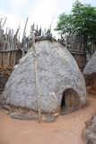 Konso hut Royalty Free Stock Images