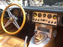konsoli e jaguara typ Zdjęcie Stock