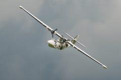 Konsolidujący Catalina PBY5A, 'chybienie Pickup' obraz royalty free