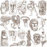 Konst vektor illustrationer