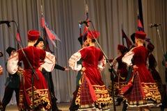Konst av dansen Royaltyfria Bilder