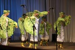Konst av dansen Royaltyfri Fotografi