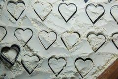 Konst av förälskelse Arkivbilder