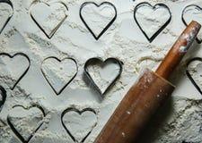 Konst av förälskelse Fotografering för Bildbyråer