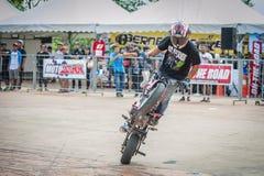 KONST AV HASTIGHET MALAYSIA 2015 Arkivfoto