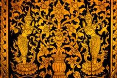 Konst av thailändskt Royaltyfria Foton