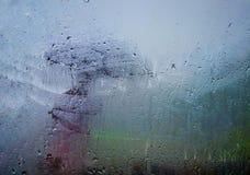 Konst av visuella hjälpmedel, monsun av Mumbai arkivfoto