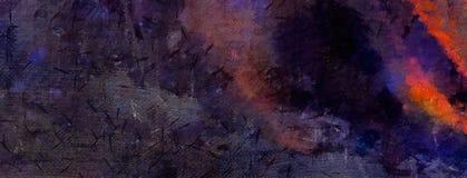 Konst för intryckabstrakt begrepptextur Konstnärlig ljus bacground materiel Konstverk för olje- målning Grafisk tapet för modern  royaltyfri illustrationer