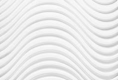 konst formad sinuswave Arkivfoto
