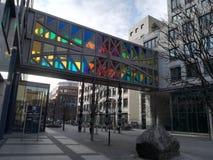 Konst i Leipzig arkivbilder