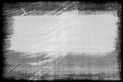 Konst målad kanfas Arkivfoto