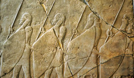 konst mesopotamian arkivfoto