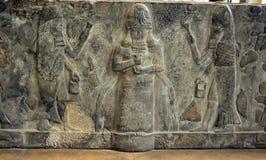 konst mesopotamian arkivfoton