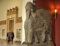 konst mesopotamian royaltyfri bild