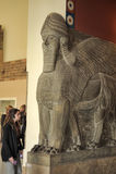 konst mesopotamian royaltyfria foton